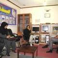 بازدید از دفتر نشریه